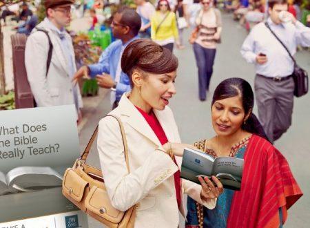 Quanti testimoni di Geova ci sono nel mondo