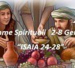 """Gemme Spirituali   2-8 Gennaio   """"ISAIA 24-28"""""""