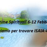 """Gemme Spirituali 6-12 Febbraio  """"Scaviamo per trovare ISAIA 47-51"""""""