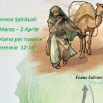 """Gemme Spirituali  27 Marzo – 2 Aprile """"Scaviamo per trovare Geremia 12-16"""""""