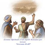 "Gemme Spirituali 17-23 Aprile Scaviamo per trovare   ""Geremia 25-28"""