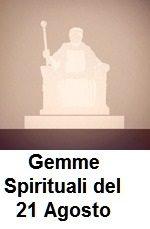 """Gemme Spirituali 21 Agosto  Scaviamo per trovare """"Ezechiele 35-38"""""""