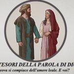 """TESORI DELLA PAROLA DI DIO . """"Geova si compiace dell'amore leale. E voi?"""""""