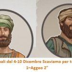 """Gemme Spirituali del 4-10 Dicembre Scaviamo per trovare """"Sofonia 1–Aggeo 2"""""""