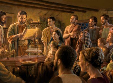 TESORI DELLA PAROLA DI DIO | ATTI 15-16 del 17 Dicembre 2018