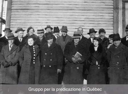 VITA CRISTIANA Legalizzazione dell'opera in Québec