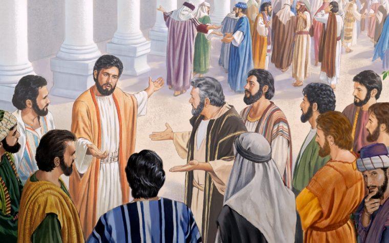 """Studio biblico di congregazione- Con Applicazioni – Capitolo 55   """"Molti si offendono per le parole di Gesù"""""""