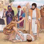 CAPITOLO | 61  del 1°-7 Aprile 2019 Gesù guarisce un ragazzo indemoniato