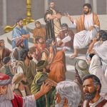 CAPITOLO| 66  del 13-19 Maggio A Gerusalemme per la Festa dei Tabernacoli  GIOVANNI 7:11-32