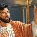 """CAPITOLO 68  del 27 Maggio """"La luce del mondo"""": il Figlio di Dio GIOVANNI 8:12-36 GESÙ SPIEGA CHI È IL FIGLIO IN CHE SENSO I GIUDEI SONO SCHIAVI?"""