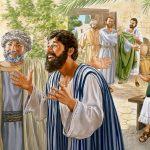 CAPITOLO | 72       del 24-30 Giugno                                                                              Gesù manda 70 discepoli a predicare                                                     Luca 10:1-24                                                                                                            GESÙ SCEGLIE 70 DISCEPOLI E LI MANDA A PREDICARE