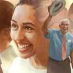 """""""L'AMORE NON VIENE MAI MENO"""" Congresso dei Testimoni di Geova del 2019 Siamo lieti di invitarti al congresso di tre giorni organizzato dai Testimoni di Geova."""
