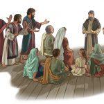 TESORI DELLA PAROLA DI DIO |                                                                                                                              Del 15-21 Luglio  Colui che pratica l'illegalità viene rivelato